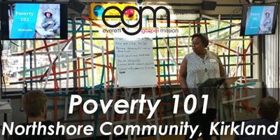 EGM Poverty 101 @ Prince of Peace Lutheran Church