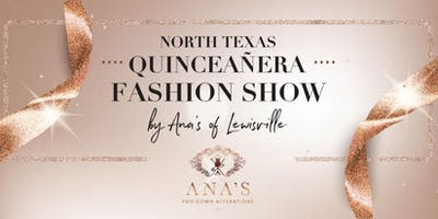 North Texas Quinceañera Fashion Show by Ana\