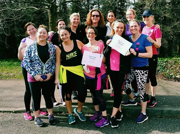0-5k Running Course, Chingford AM