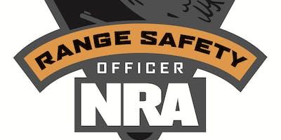NRA Range Safety Officer Training