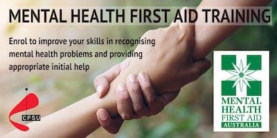 Mental Health First Aid Training -Sydney