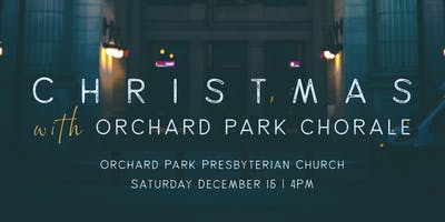 Christmas with Orchard Park Chorale