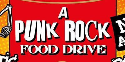 Punk Rock Food Drive