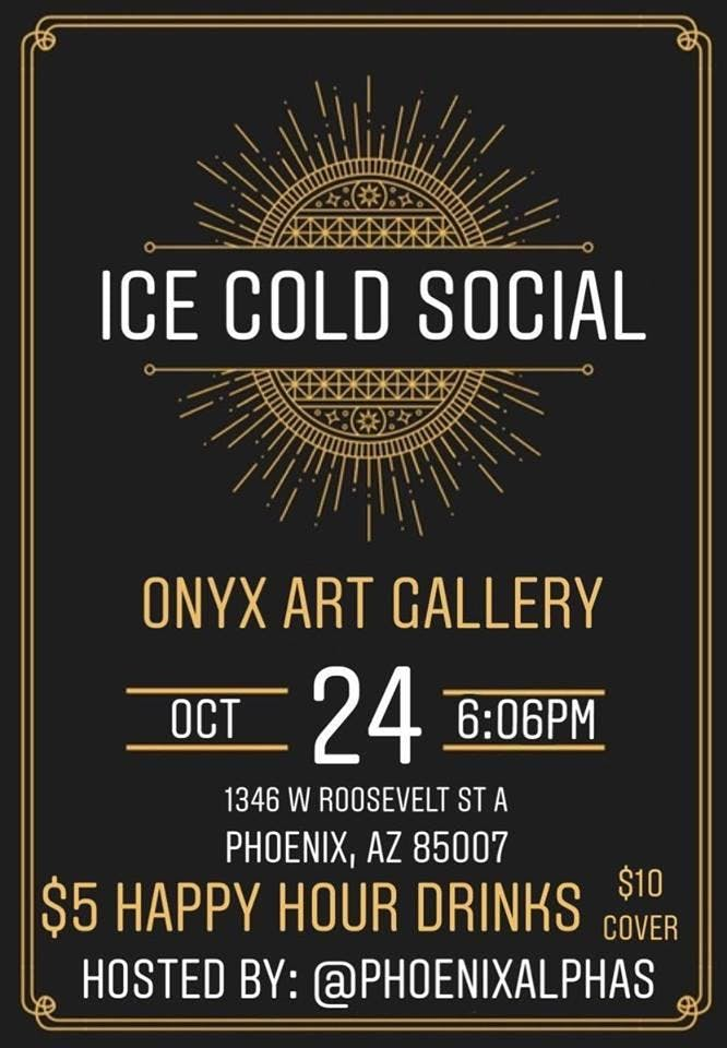 Ice Cold Social