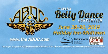 The Austin Belly Dance Convention 2019 tickets