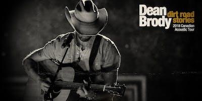 Dean Brody VIP Upgrade - Grand Prairie, AB - 11/22/18