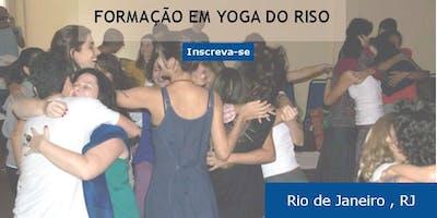 Formação em Yoga do Riso - Rio de Janeiro , RJ