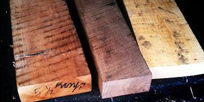 Intro to Wood Working: Wood Basics and Four Squaring (January 19th, 2018)