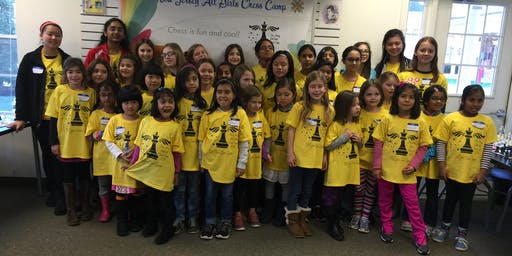 NJ All-Girls Chess Camp 2019