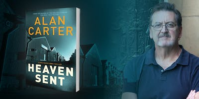 Meet the Author Event with Crime Writer Alan Carter