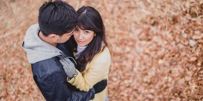 Have a perfect portrait fall photos while exploring Hakone