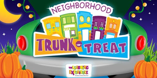 The Learning Experience Bolingbrook - Trunk or Treat Event