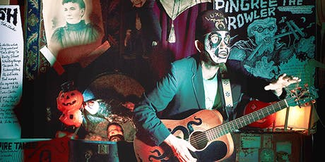 Halloween Party ft. Dr. Gasp & The Eeks w/Macabre Cadabre tickets