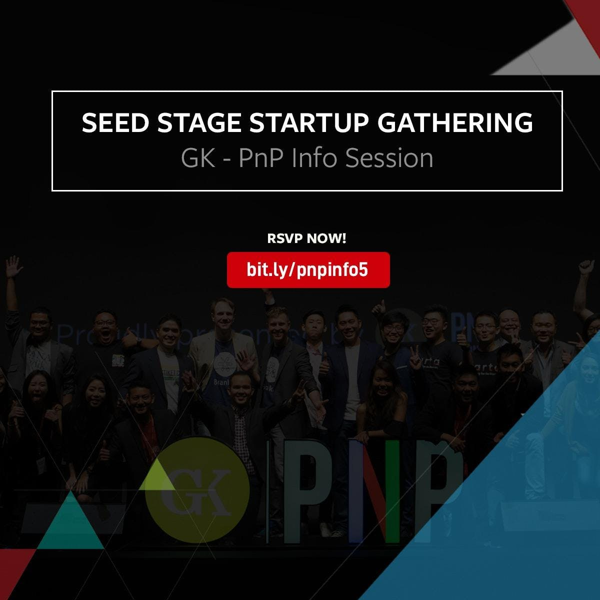 SEED - STAGE STARTUP GATHERING Lv 2