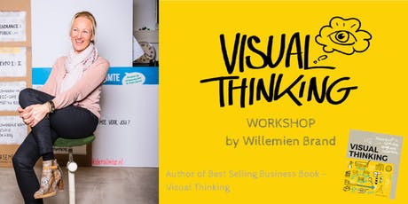 Visual Thinking Workshop by Willemien Brand  tickets