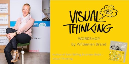 Visual Thinking Workshop by Willemien Brand