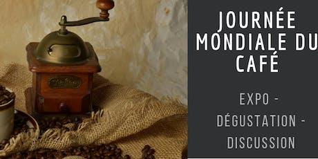Journée mondiale du café billets