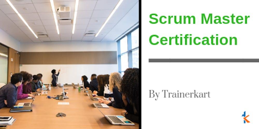 Scrum Master Certified Online Classroom Training In Jacksonville Fl