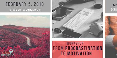 From Procrastination to Motivation (6-week workshop)