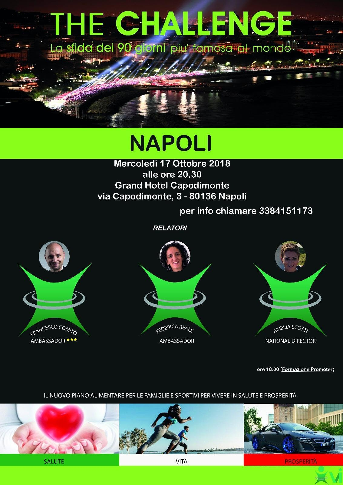 THE CHALLENGE NAPOLI