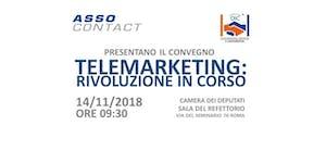 TELEMARKETING: EVOLUZIONE IN CORSO
