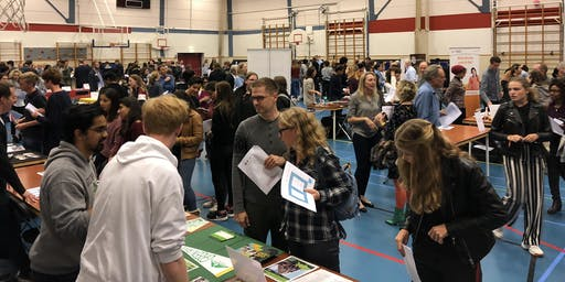 Amsterdam College Night 2019 : USA college & university fair in the Netherlands