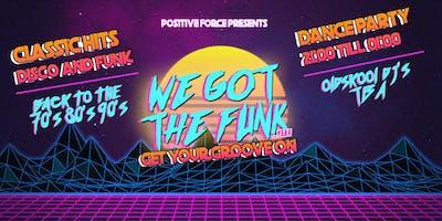 We Got The Funk - Real Dance Classics - DJ Rico Groove Inc - New Year Edition