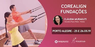 Formação em CoreAlign - Módulo Fundações - Physio Pilates Balanced Body - Porto Alegre