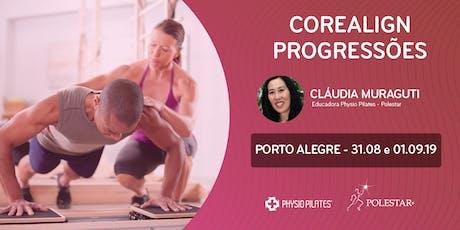 Formação em CoreAlign - Módulo Progressões - Physio Pilates Balanced Body - Porto Alegre ingressos