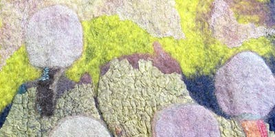 Felted Landscapes Workshop with Sarah Waters
