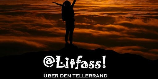 Presseticket @Litfass! - Mit Detlef Steves - | Steffen Kersken & Friends