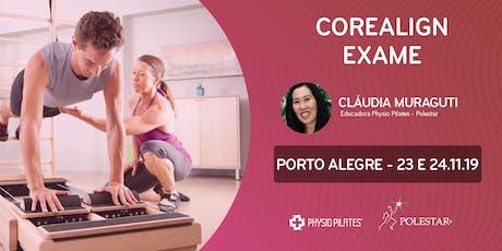 Formação em CoreAlign - Exame - Physio Pilates Balanced Body - Porto Alegre ingressos