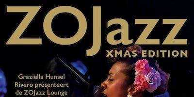 ZOJazz Lounge | Jazzy Christmas Dinner Gala