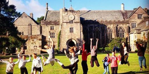 Dartington Summer School 2019
