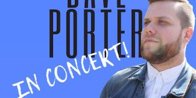 Dave Porter Live In Concert!