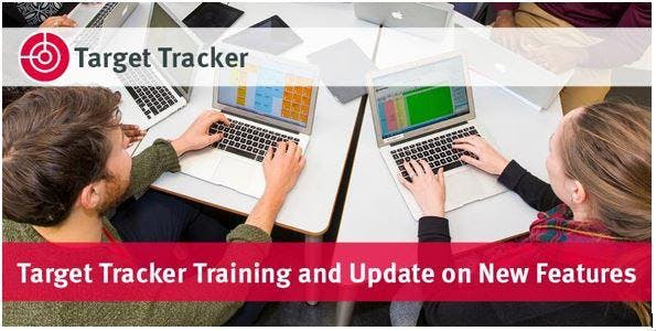 Target Tracker Update - New Features (Gatwick
