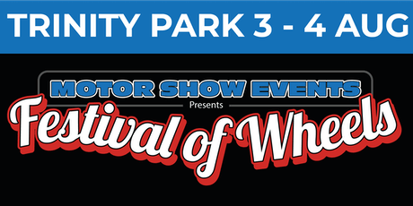 Festival Of Wheels tickets