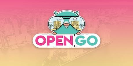 Open Go tickets