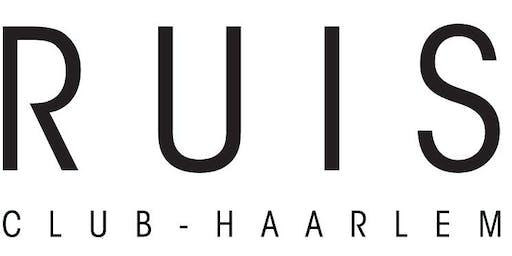 VRIJDAG - VIP TAFEL - CLUB RUIS