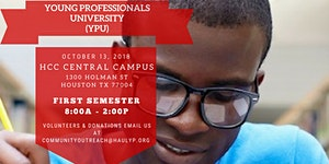 HAULYP Presents Young Professionals University...