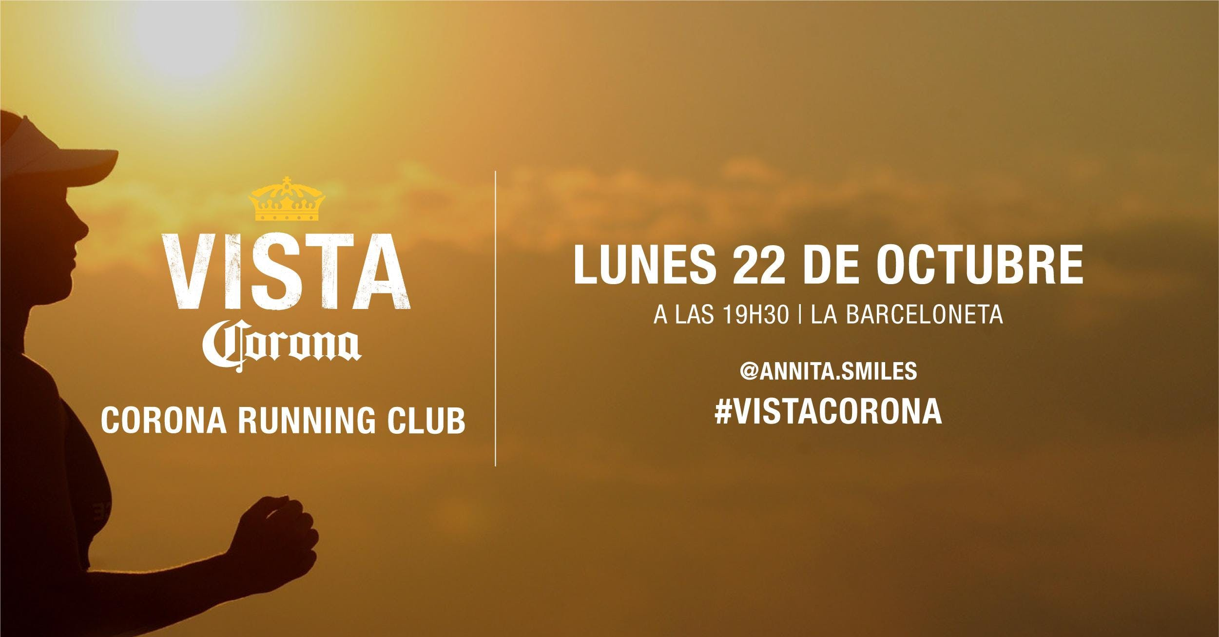Corona Running Club - Vista Corona La Barcelo