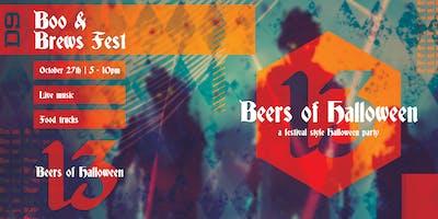 D9 Boo & Brews Festival