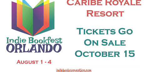 Indie BookFest 2019 tickets