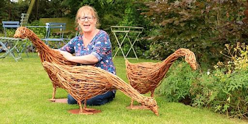 Advanced Willow Weaving Animal Workshop