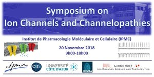 Symposium on Ion channels and Channelopathies - IPMC