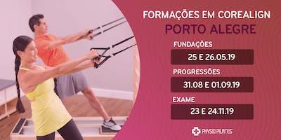 Formação em CoreAlign - Physio Pilates Balanced Body - Porto Alegre