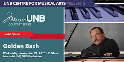 Golden Bach (Forté Series)