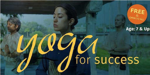 Yoga for Success (Free Session)
