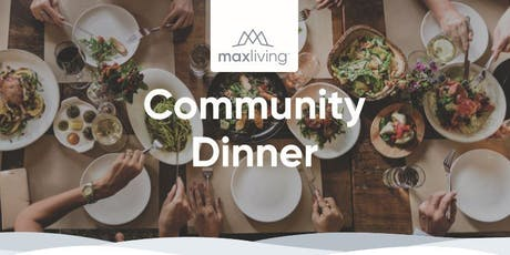 Community Dinner ~ The True Meaning of Health tickets