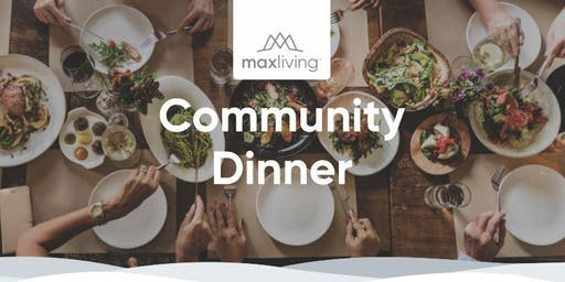 Community Dinner ~ The True Meaning of Health